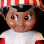 Christmas Captions Pin