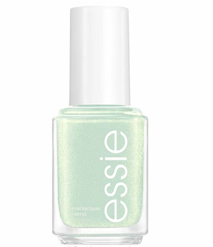 Christmas Nail Colours - essie Nail Lacquer in Peppermint Conditions