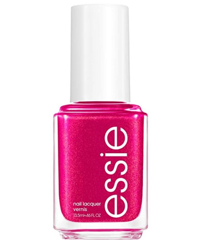 Christmas Nail Colours - essie Nail Color in In a Gingersnap