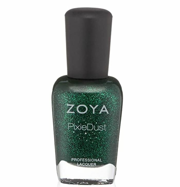 Christmas Nail Colours - ZOYA Nail Color in Elphie