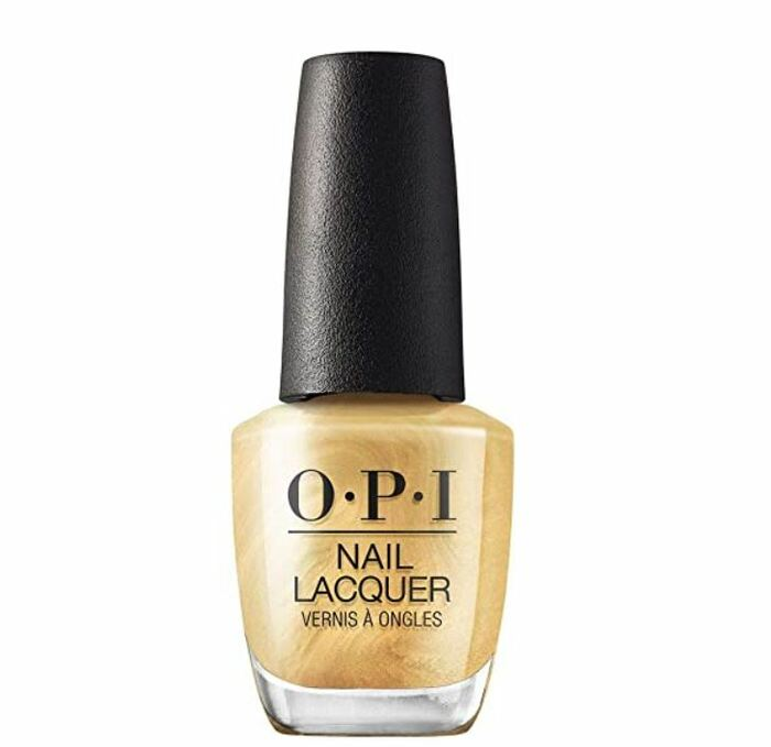 Christmas Nail Colours - OPI Nail Polish in This Gold Sleighs Me
