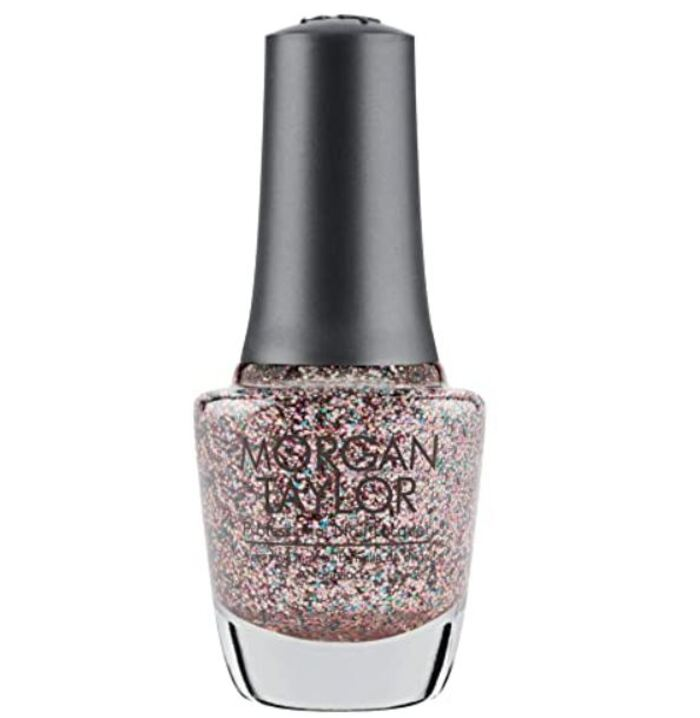 Christmas Nail Colours - Morgan Taylor Professional Nail Lacquer in It's My Party