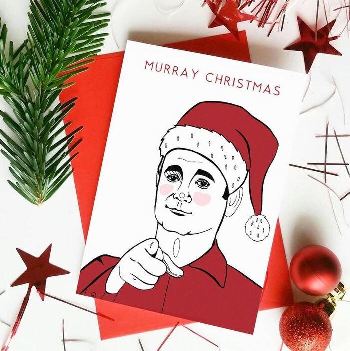 Christmas puns - Murray Christmas