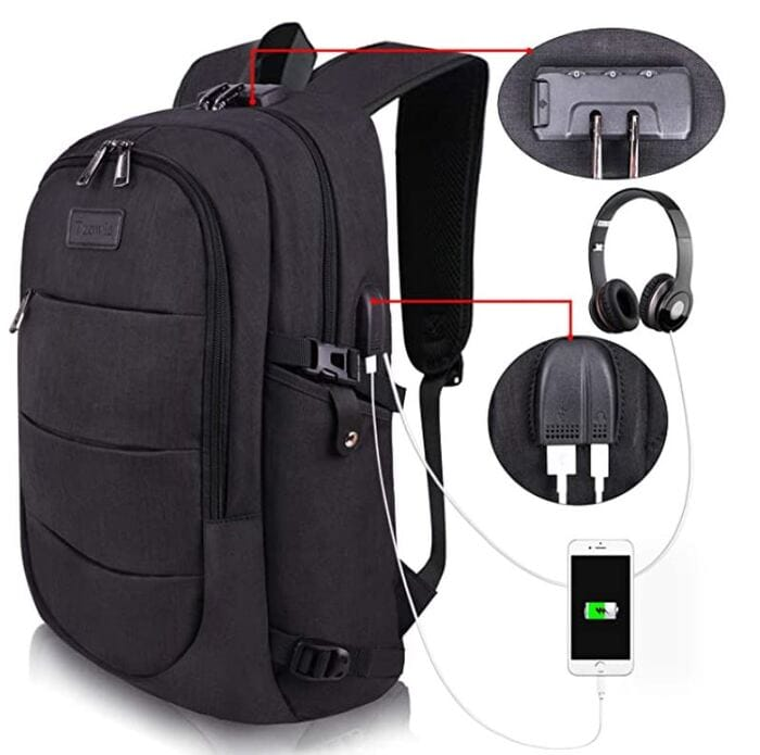 Computer Geek Gifts - Laptop Backpack