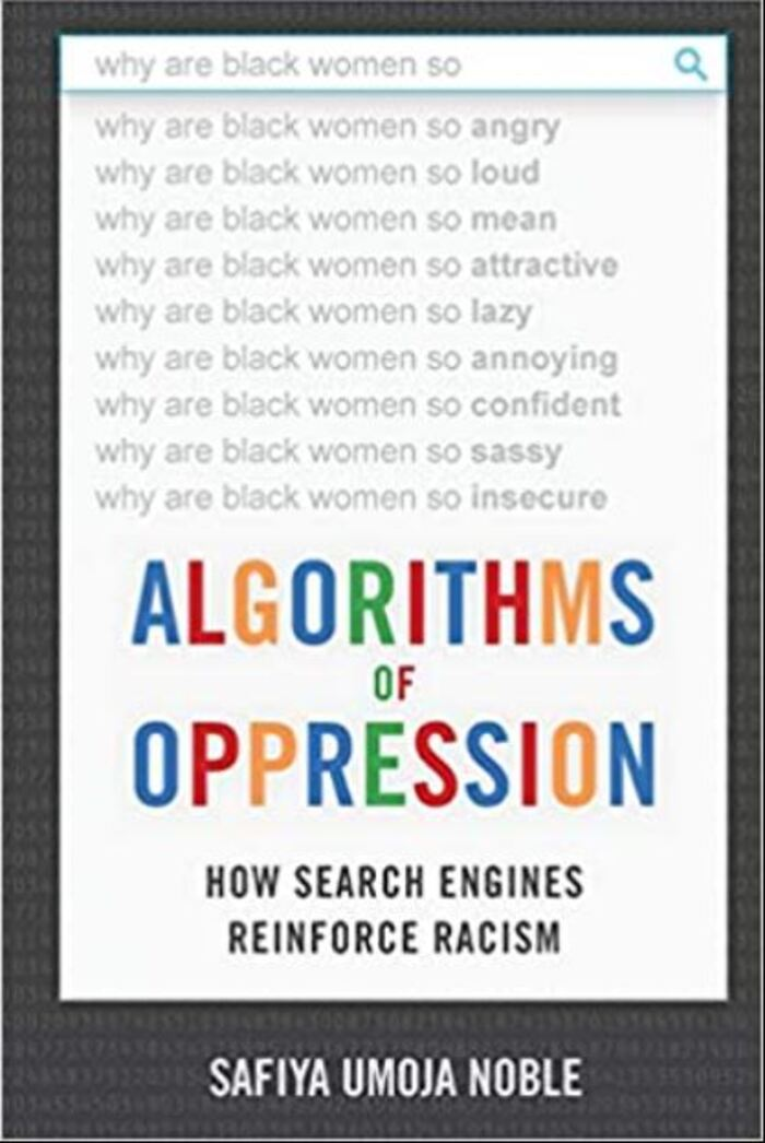 Computer Geek Gifts - Algorithms of Oppression