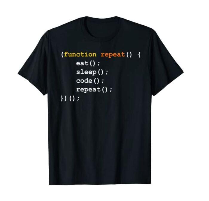 Computer Geek Gifts - Sleep Eat Code
