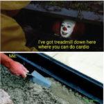 Workout Memes - Cardio It