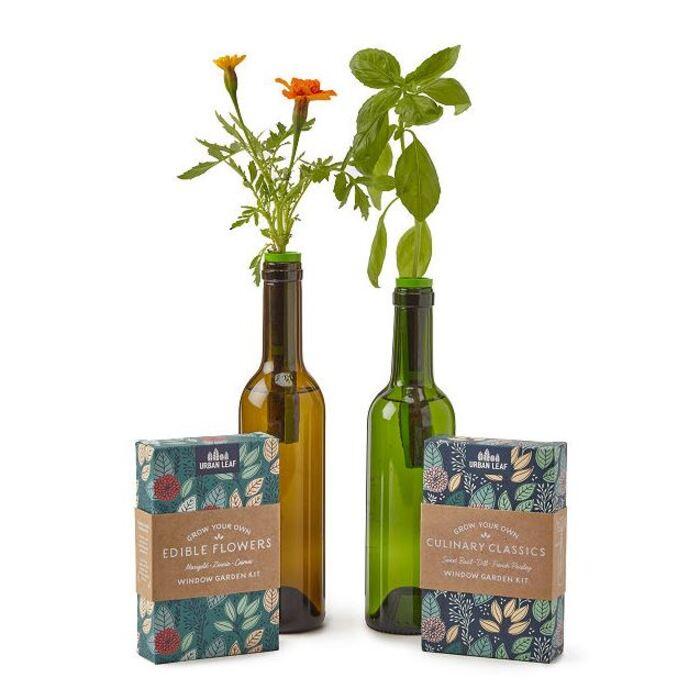 Gifts for nature lovers - Bottle Stopper Garden Kit
