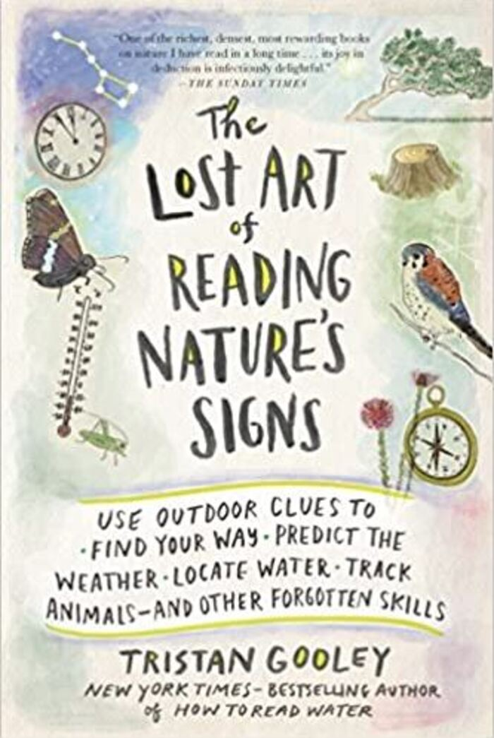 Gifts for nature lovers - The Lost Art of Reading Nature's Signs