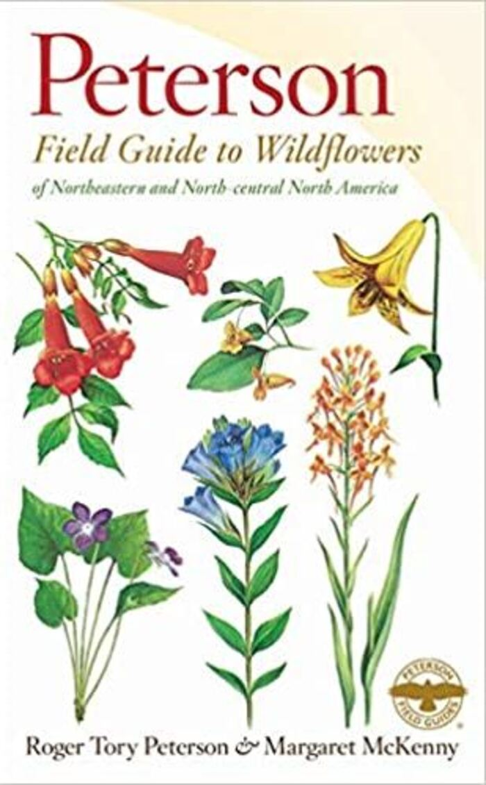 Gifts for nature lovers - A Peterson Field Guide to Wildflowers