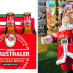 Santa Clausthaler Beer