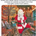 Santa Memes - Mushrooms