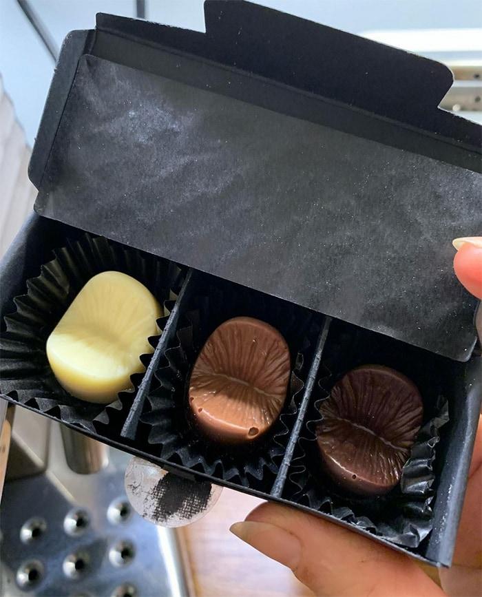 Chocolate Butthole - Assortment