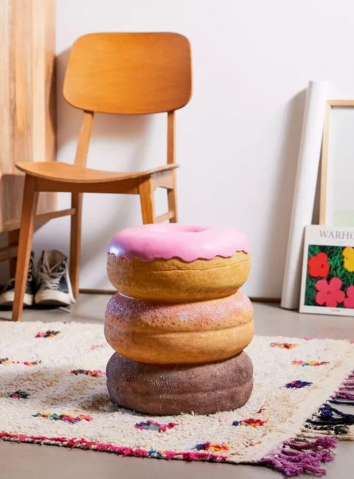 Donut Gift Ideas - Stool