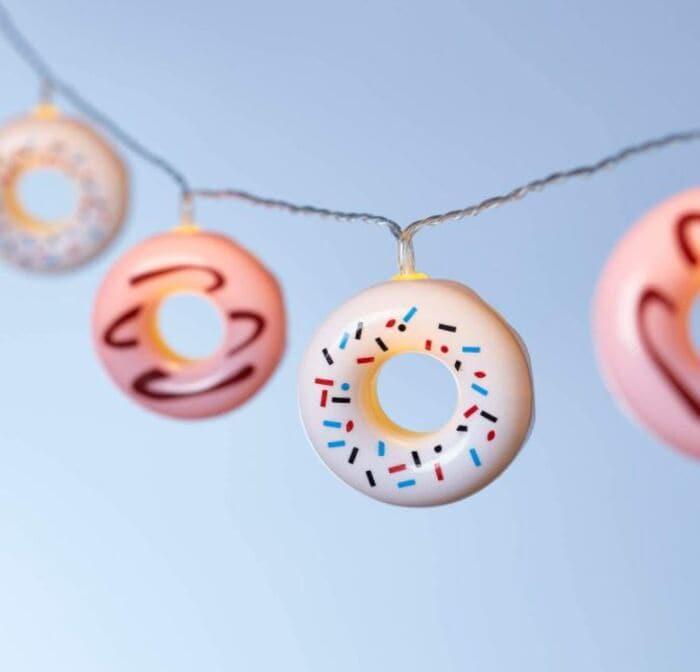 Donut Gift Ideas - String Lights