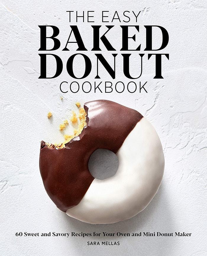 Donut Gift Ideas - Baked Donut Cookbook Sara Mellas