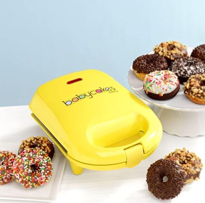 Donut Gift Ideas - Mini Donut Maker