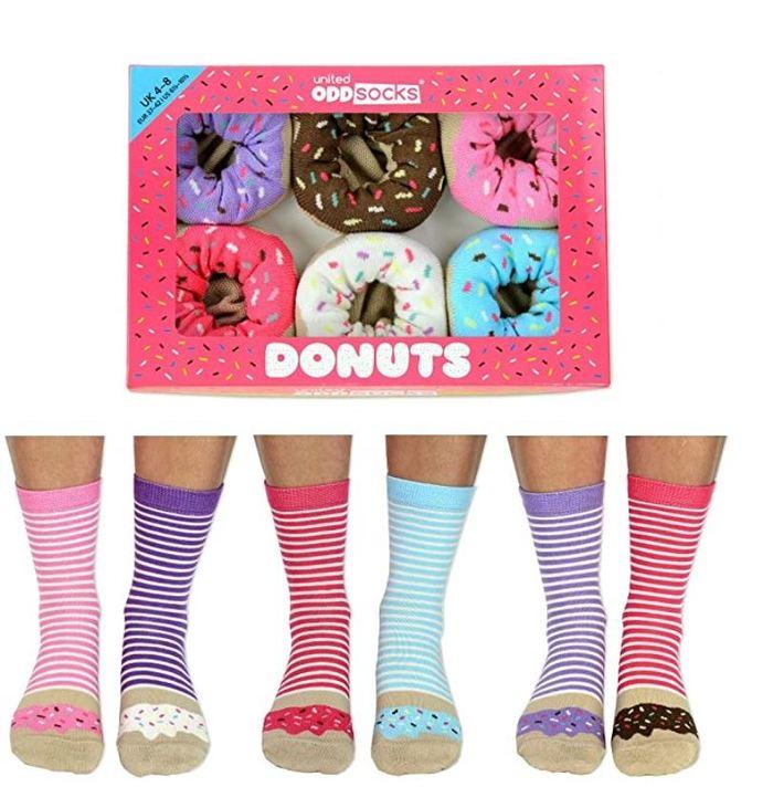 Donut Gift Ideas - Donut Socks