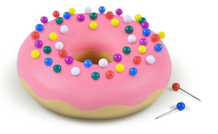 Donut Gift Ideas - Pushpin Holder