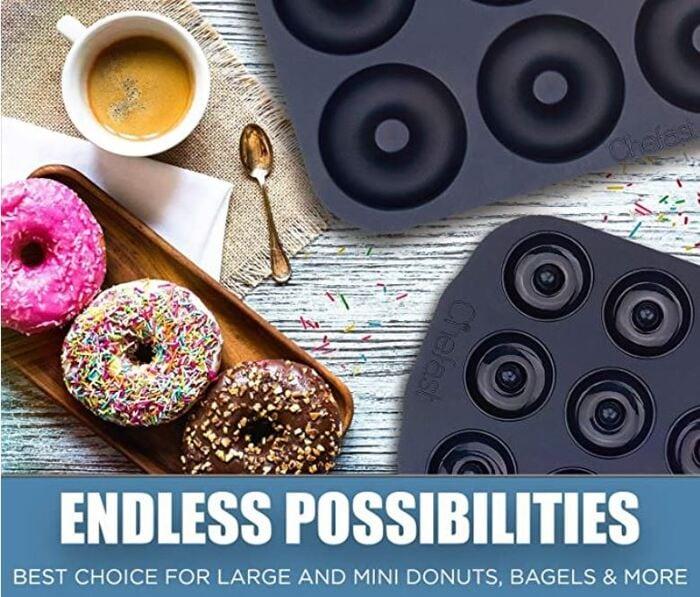 Donut Gift Ideas - Donut Baking Kit