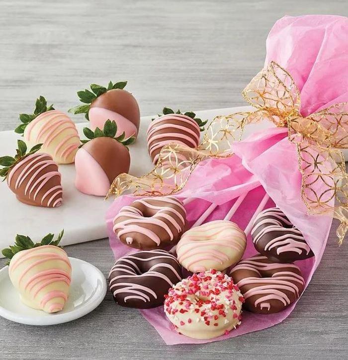 Donut Gift Ideas - Donut Bouquet