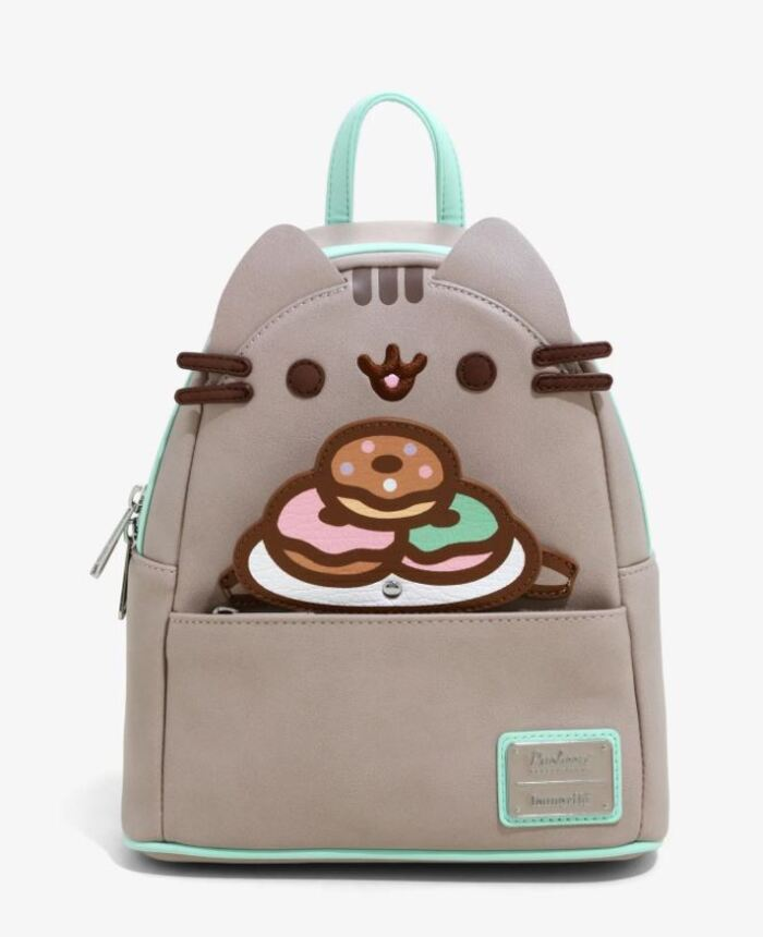 Donut Gift Ideas - Pusheen Backpack