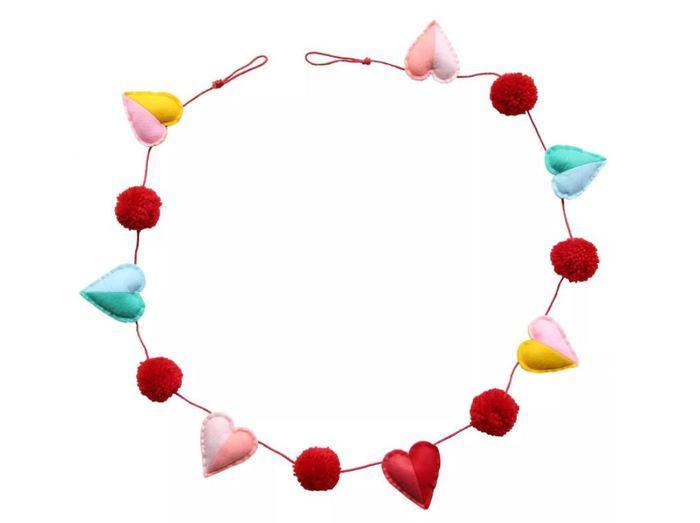 Target Valentines day - Heart Garland