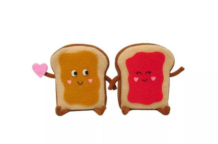 Target Valentines Day - Felt Valentine's Toast