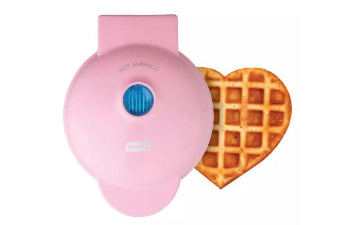 Target Valentines day - Mini heart waffle maker