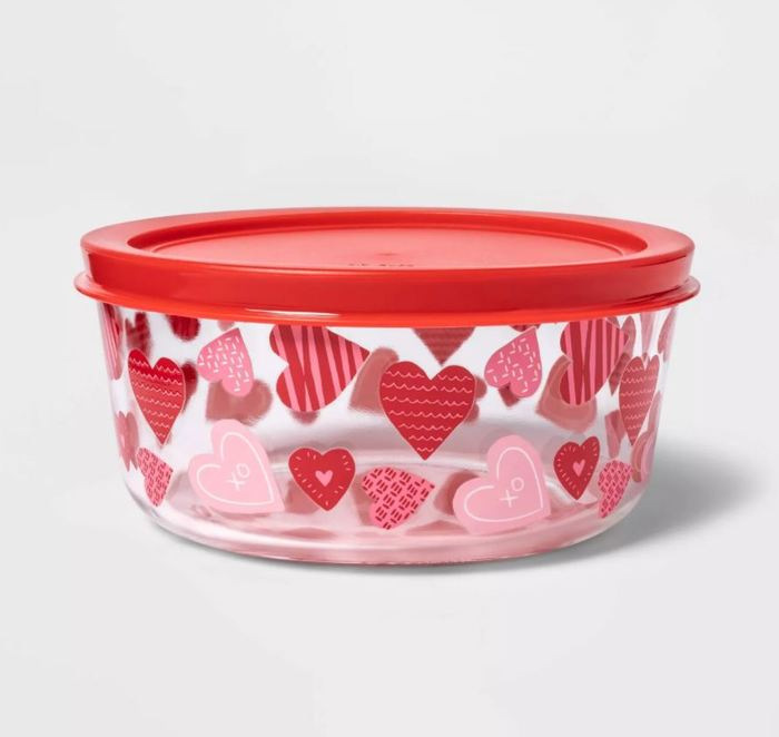 Target Valentines day - Heart storage container