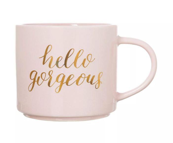 Target Valentines day - Hello gorgeous mug