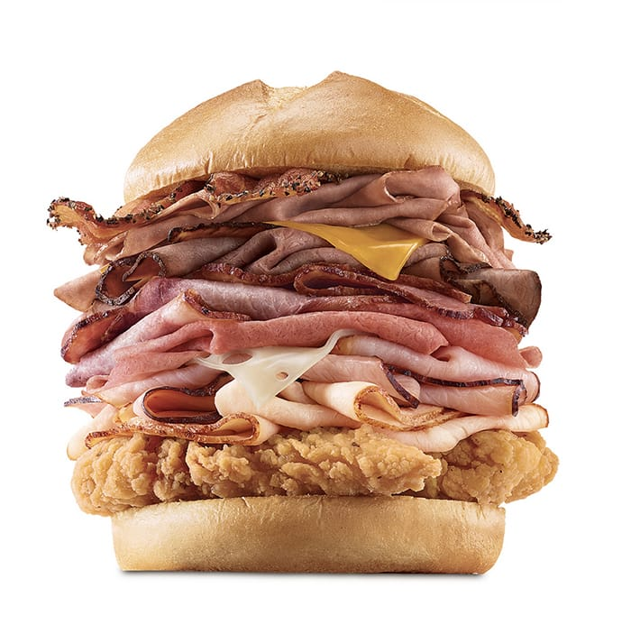 Arby's Mountain Meat Sandwich Funny Tweets