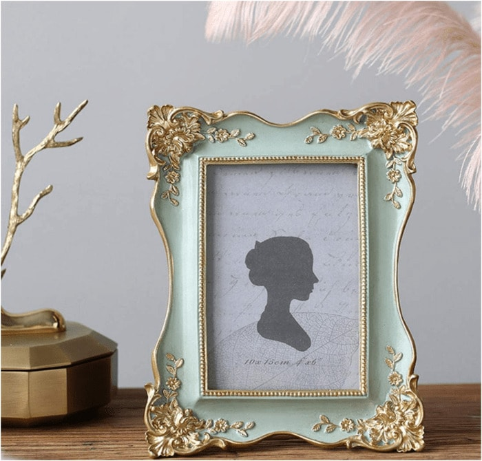 Regencycore Gift Guide - Antique Picture Frame