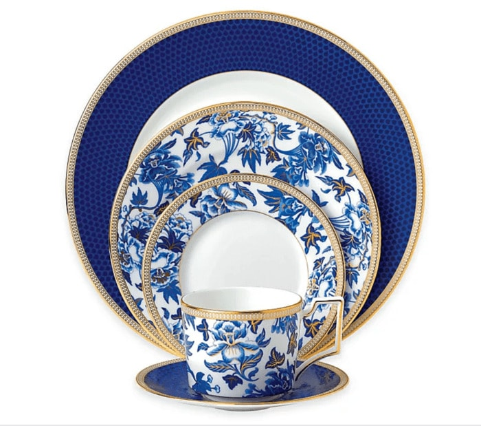 Regencycore Gift Guide - Wedgwood Plates