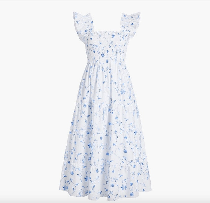 Regencycore Gift Guide - Ellie Nap Dress