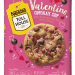 Valentines Day Snacks - Nestle chocolate chip cookies