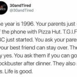 Blockbuster eyeshadow palette - Blockbuster 1996 meme