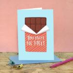 Hot Chocolate Puns - make me melt