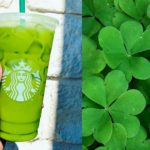 Starbucks Shamrock Tea