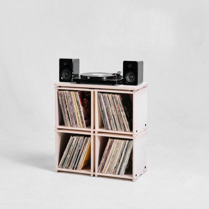 Valentines Day Gifts - Record storage boxset