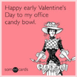 Valentines Day Memes - candy bowl