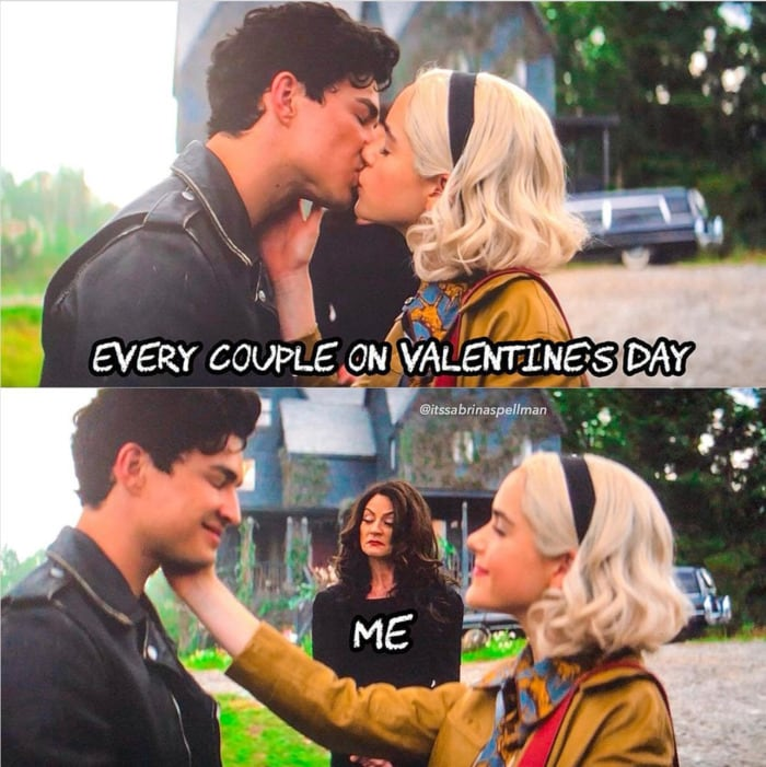 Valentines Day Memes - couples