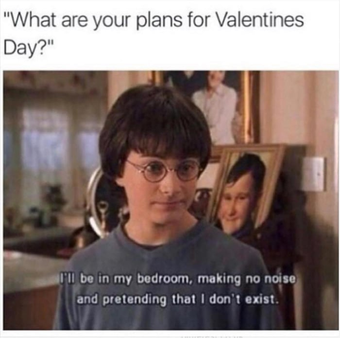 Valentines Day Memes - don't exist