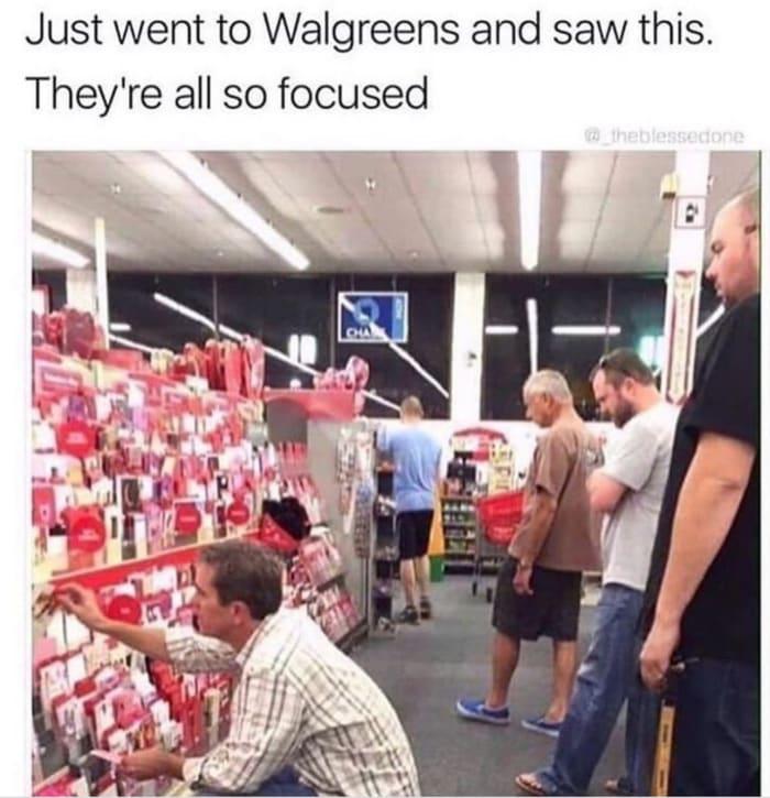 Valentines Day Memes - walgreens