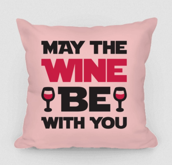 Wine Puns - star wars wine be with you