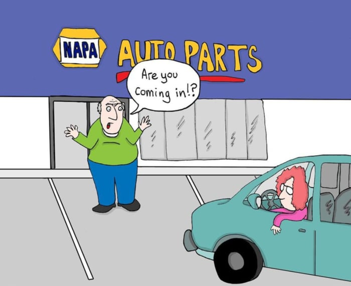 Wine Puns - date to napa auto parts