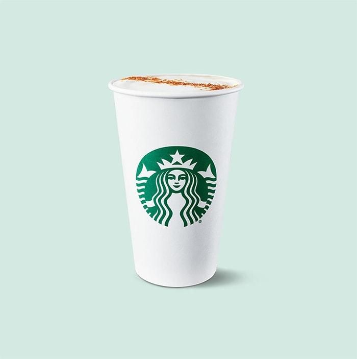 Starbucks Oat Milk Latte