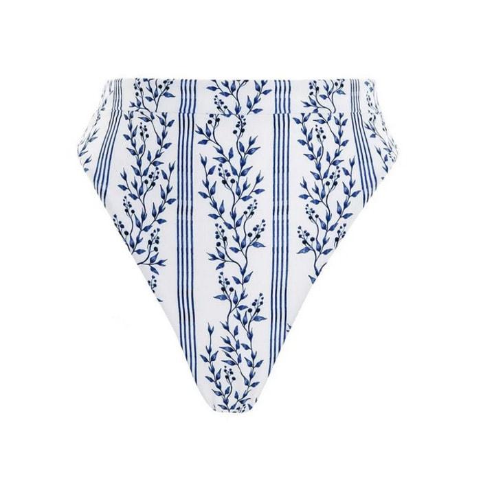 Best Swimsuits 2021 - Agua Bendita wedgewood blue bikini bottom