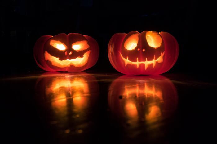 Halloween Instagram Captions - Jack o Lantern