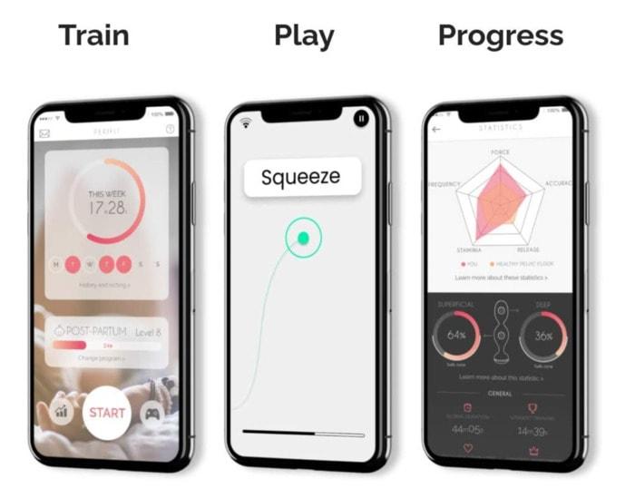 Perifit Review - train play and progress kegels